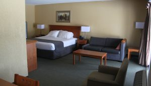 Selkirk in - King size room
